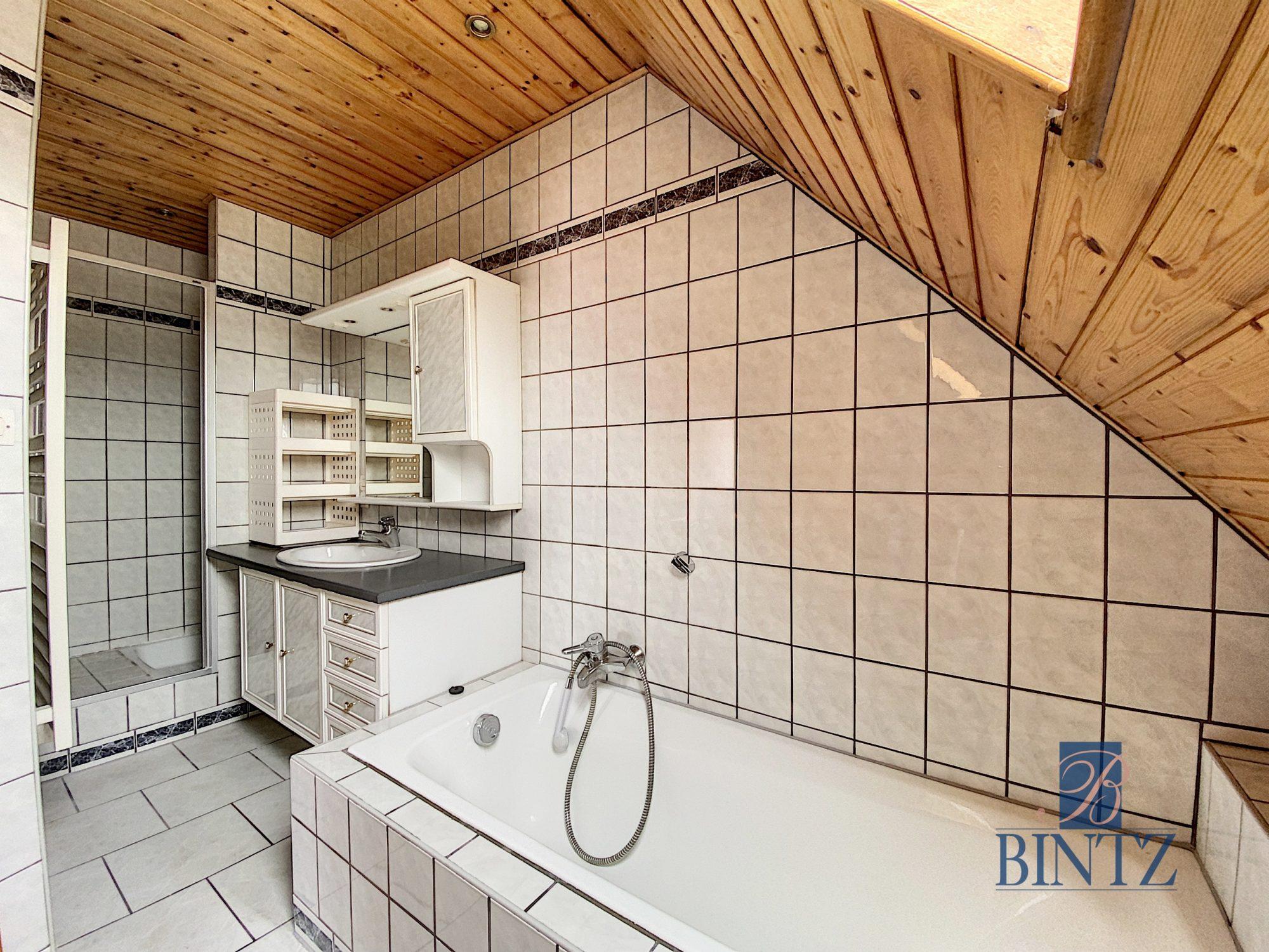Charmant T3 Duplex avec belle terrasse - Devenez propriétaire en toute confiance - Bintz Immobilier - 11