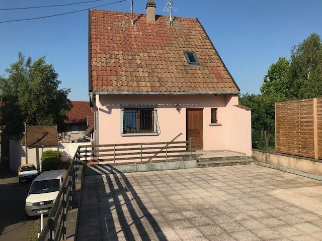 Charmant T3 Duplex avec belle terrasse - Devenez propriétaire en toute confiance - Bintz Immobilier - 2