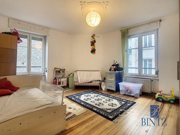 Appartement 3/4 pièces dans le quartier de la Neustadt - Devenez propriétaire en toute confiance - Bintz Immobilier