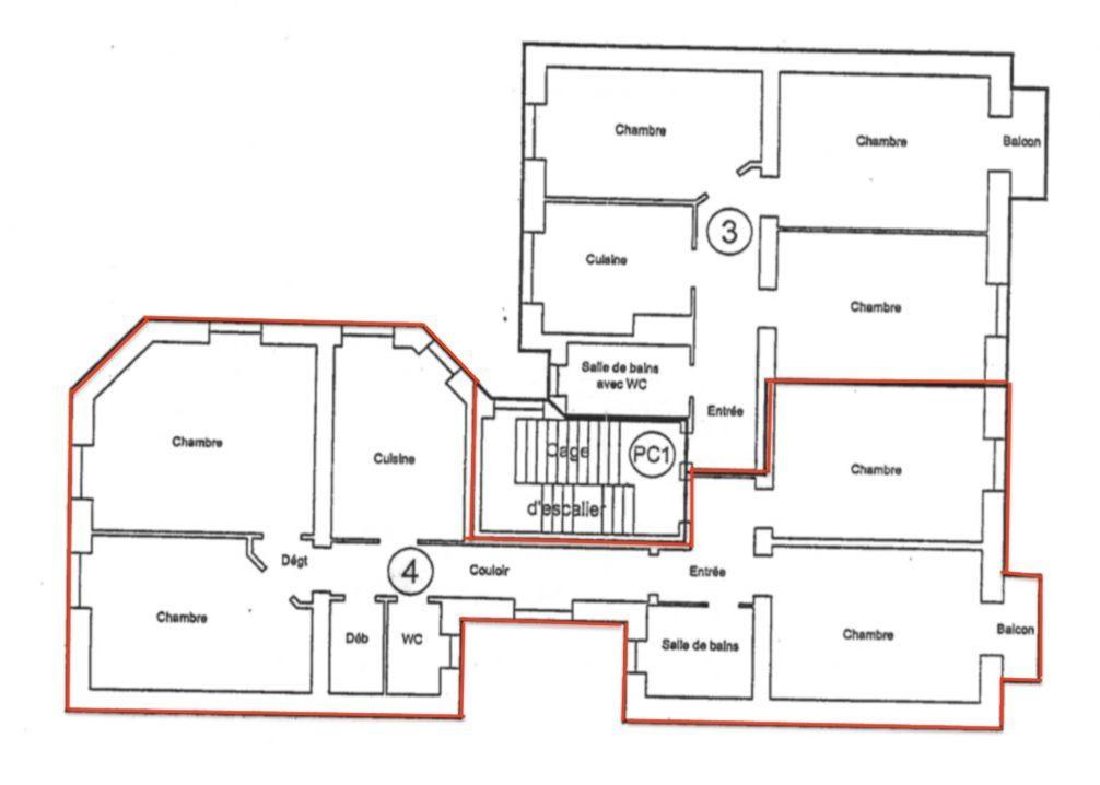 Appartement 3/4 pièces dans le quartier de la Neustadt - Devenez propriétaire en toute confiance - Bintz Immobilier - 4