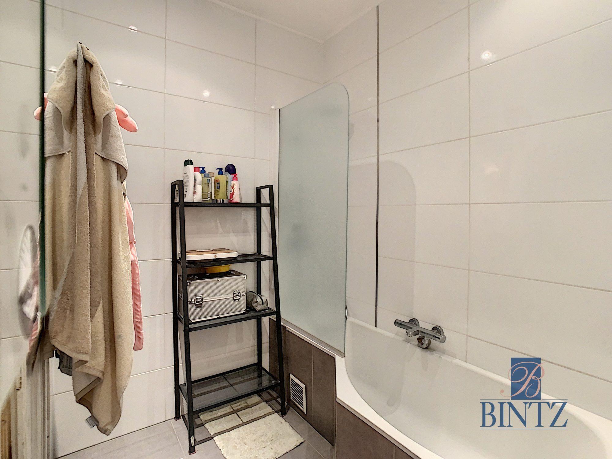 Appartement 3/4 pièces dans le quartier de la Neustadt - Devenez propriétaire en toute confiance - Bintz Immobilier - 8