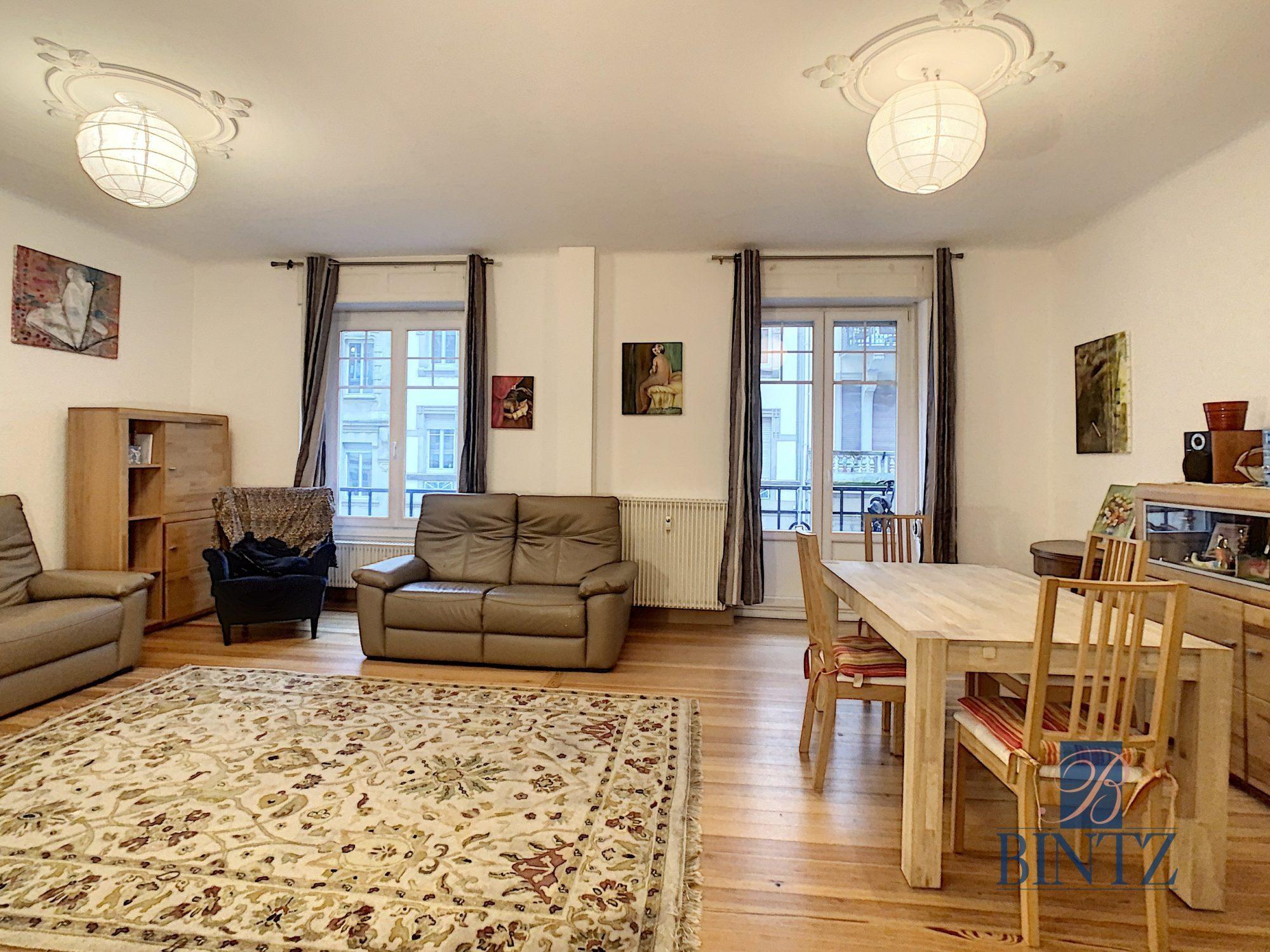 Appartement 3/4 pièces dans le quartier de la Neustadt - Devenez propriétaire en toute confiance - Bintz Immobilier - 7