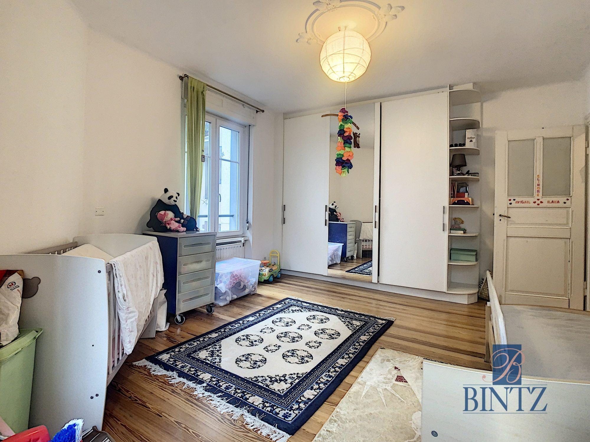 Appartement 3/4 pièces dans le quartier de la Neustadt - Devenez propriétaire en toute confiance - Bintz Immobilier - 1