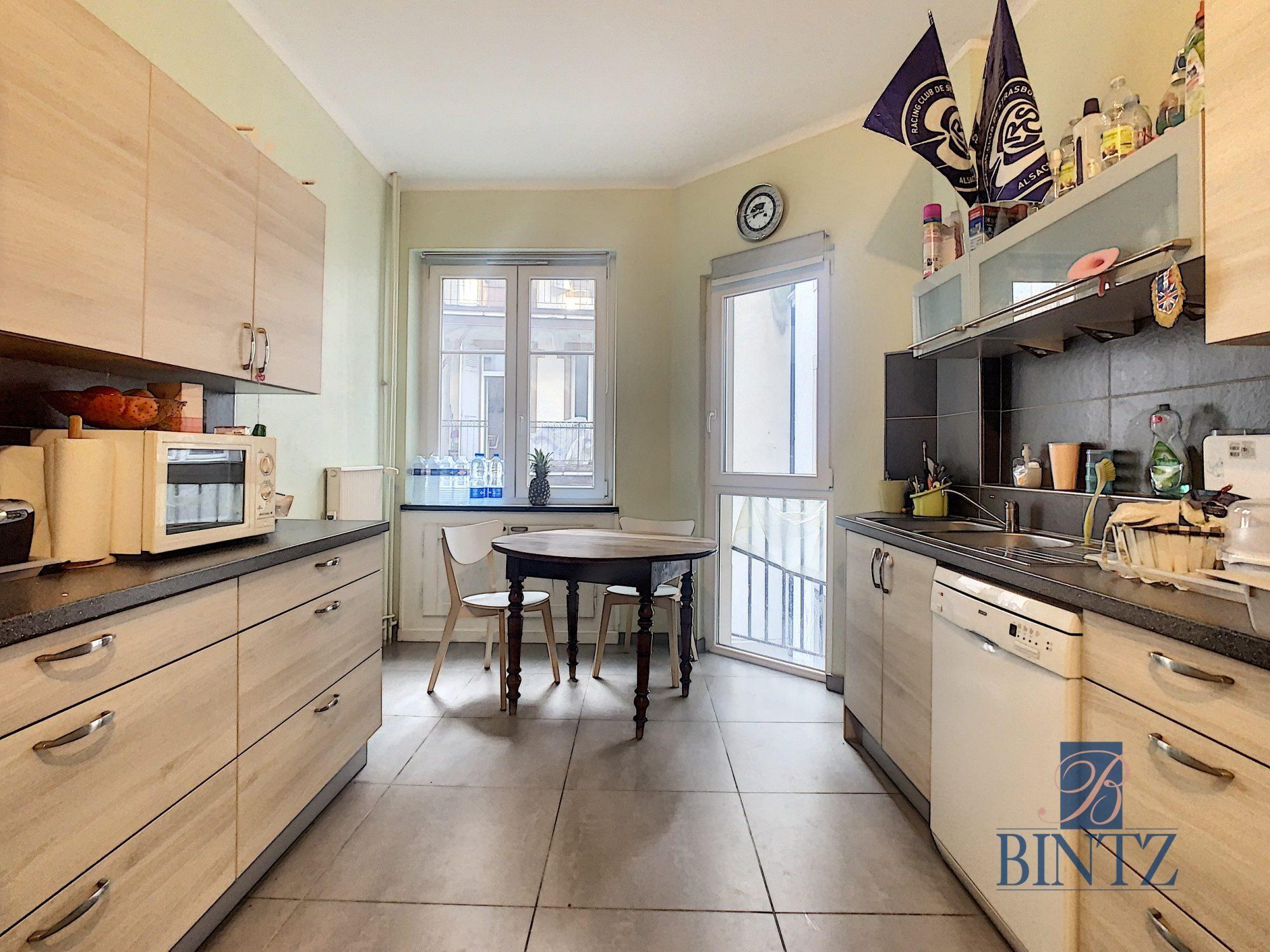 Appartement 3/4 pièces dans le quartier de la Neustadt - Devenez propriétaire en toute confiance - Bintz Immobilier - 3