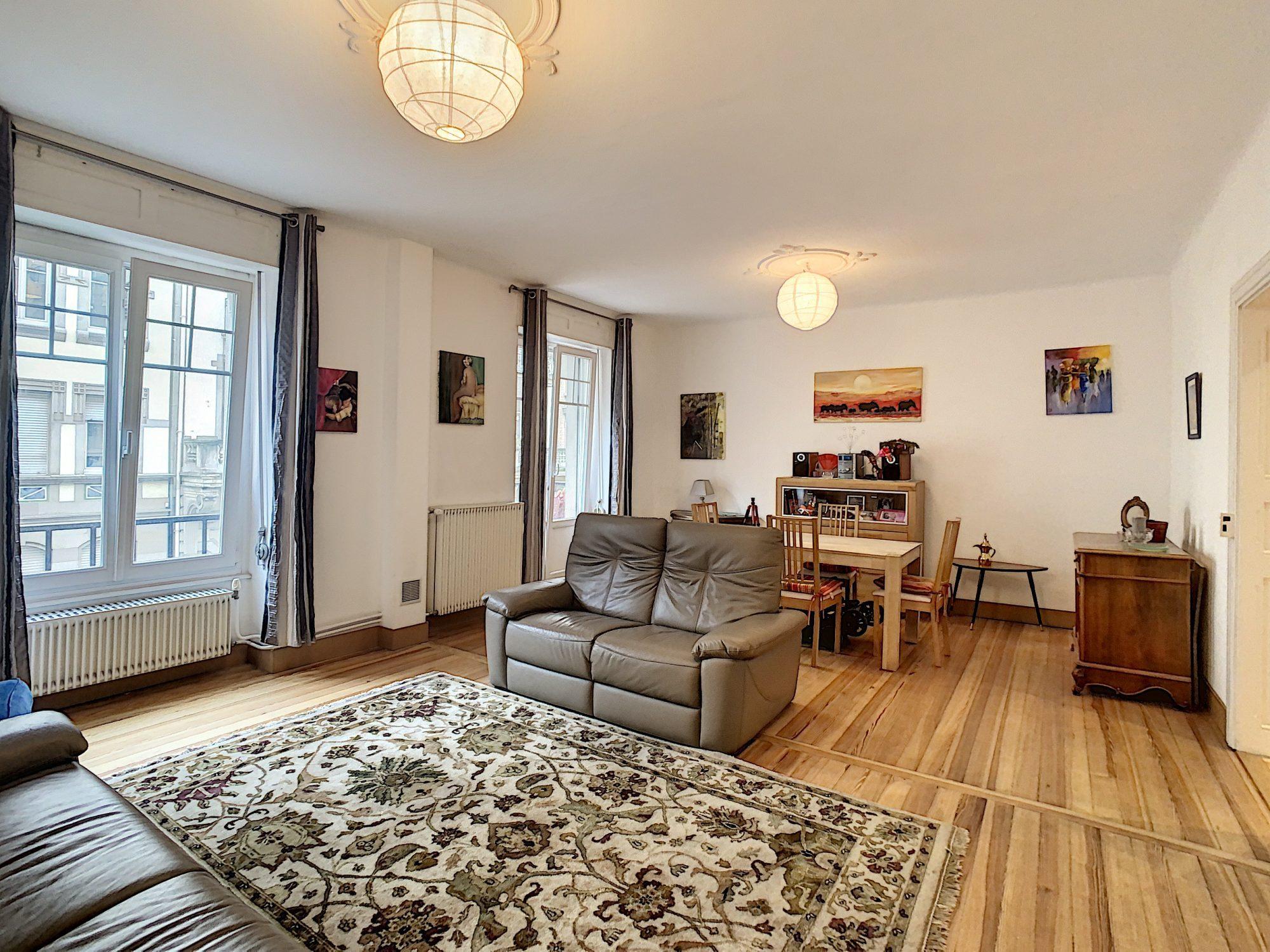Appartement 3/4 pièces dans le quartier de la Neustadt - Devenez propriétaire en toute confiance - Bintz Immobilier - 2