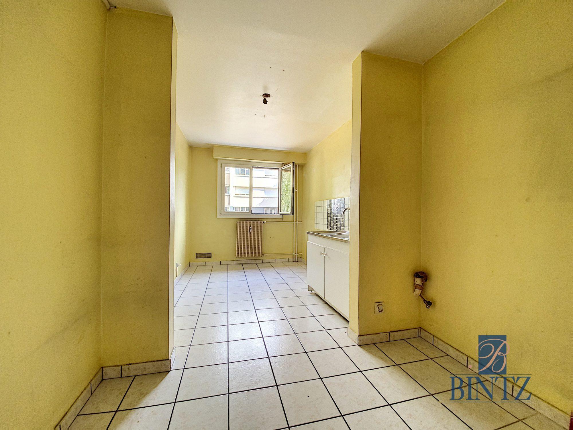 Boulevard la Fontaine Appartement 3 pièces + garage fermé - Devenez propriétaire en toute confiance - Bintz Immobilier - 6