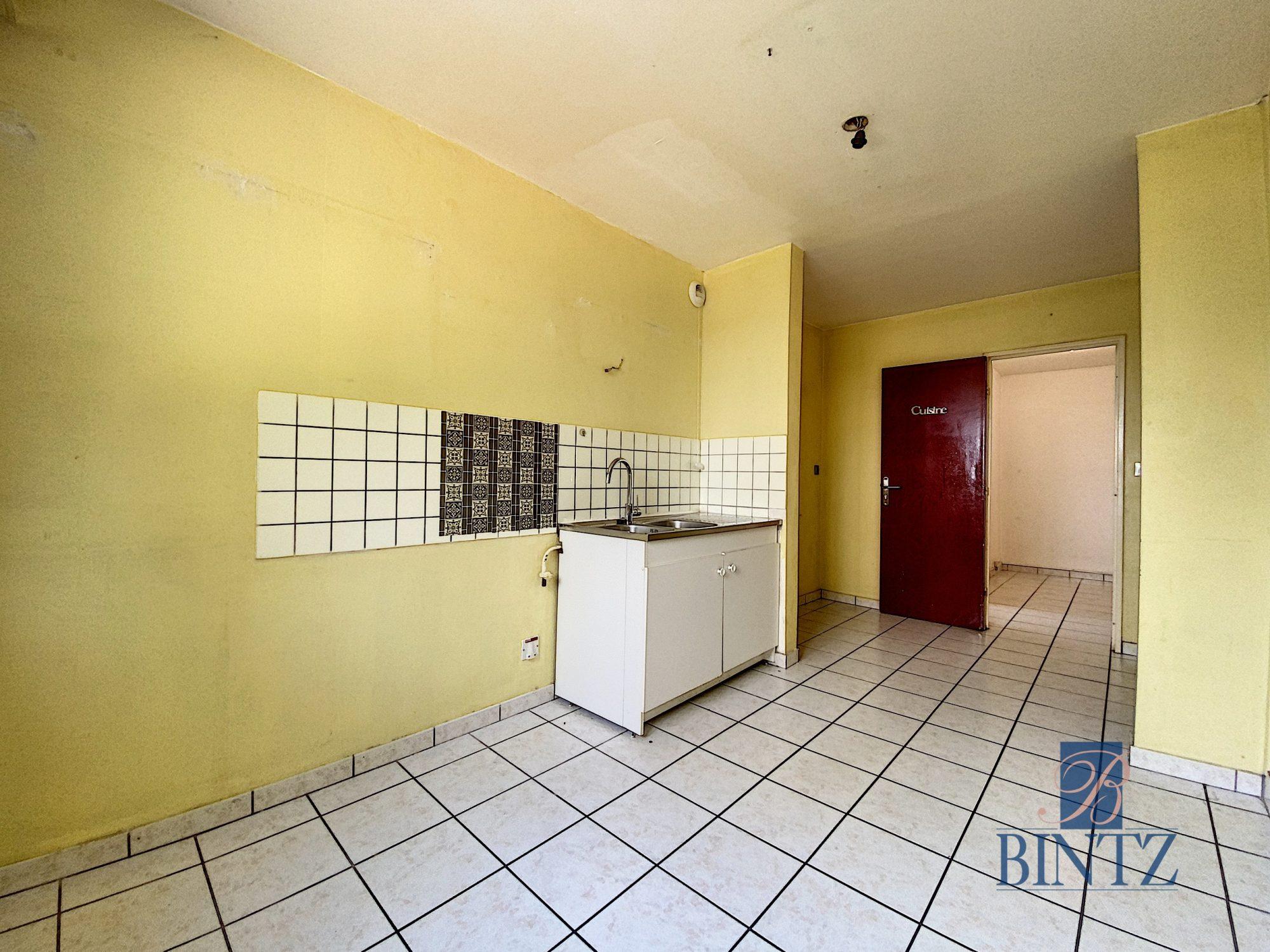 Boulevard la Fontaine Appartement 3 pièces + garage fermé - Devenez propriétaire en toute confiance - Bintz Immobilier - 7