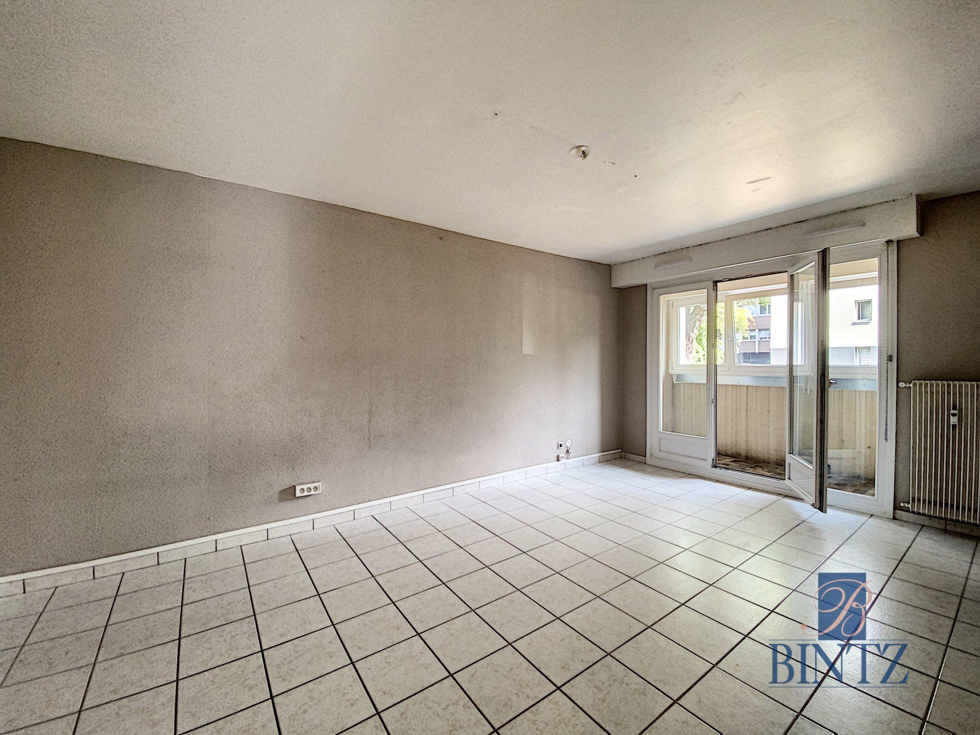 Boulevard la Fontaine Appartement 3 pièces + garage fermé - Devenez propriétaire en toute confiance - Bintz Immobilier - 2