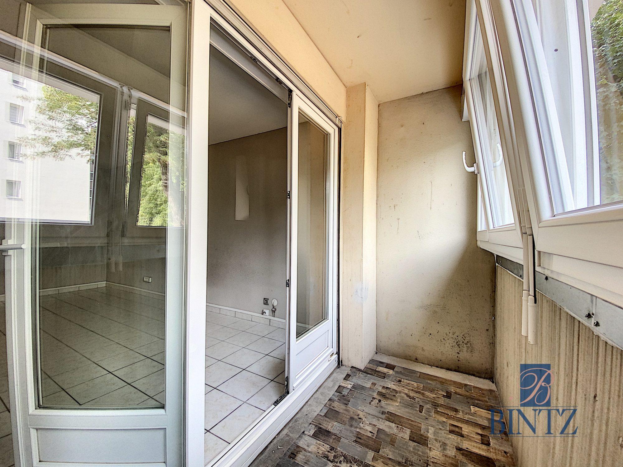 Boulevard la Fontaine Appartement 3 pièces + garage fermé - Devenez propriétaire en toute confiance - Bintz Immobilier - 3