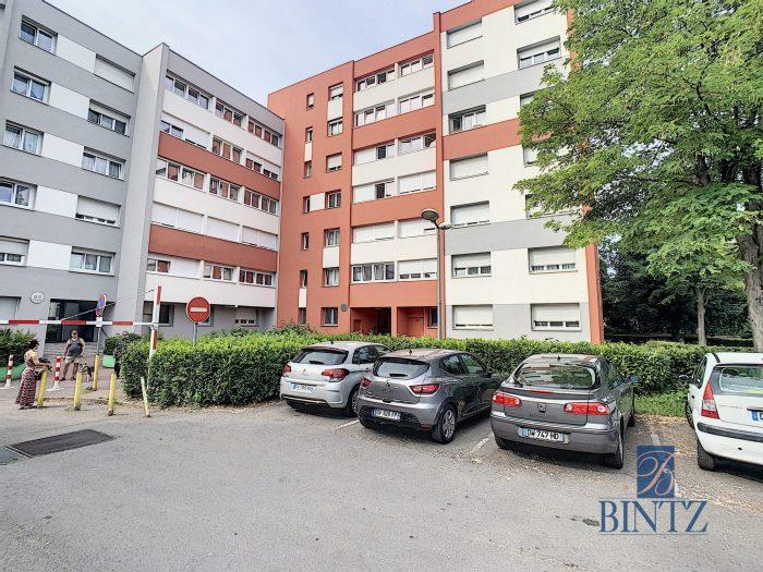 Boulevard la Fontaine Appartement 3 pièces + garage fermé - Devenez propriétaire en toute confiance - Bintz Immobilier