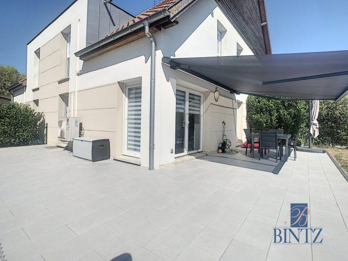 Appartement 4 pièces Duplex rez-de-jardin - Devenez propriétaire en toute confiance - Bintz Immobilier