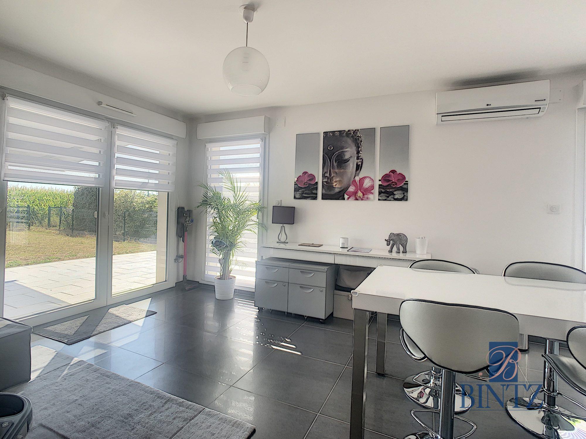 Appartement 4 pièces Duplex rez-de-jardin - Devenez propriétaire en toute confiance - Bintz Immobilier - 6