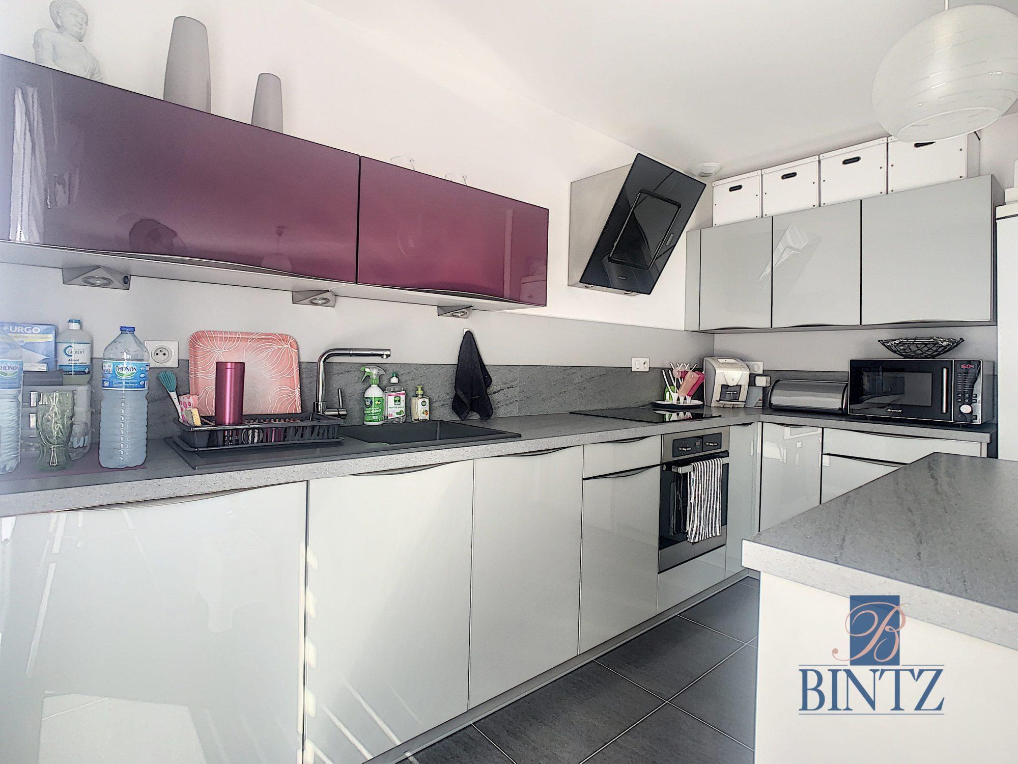Appartement 4 pièces Duplex rez-de-jardin - Devenez propriétaire en toute confiance - Bintz Immobilier - 9