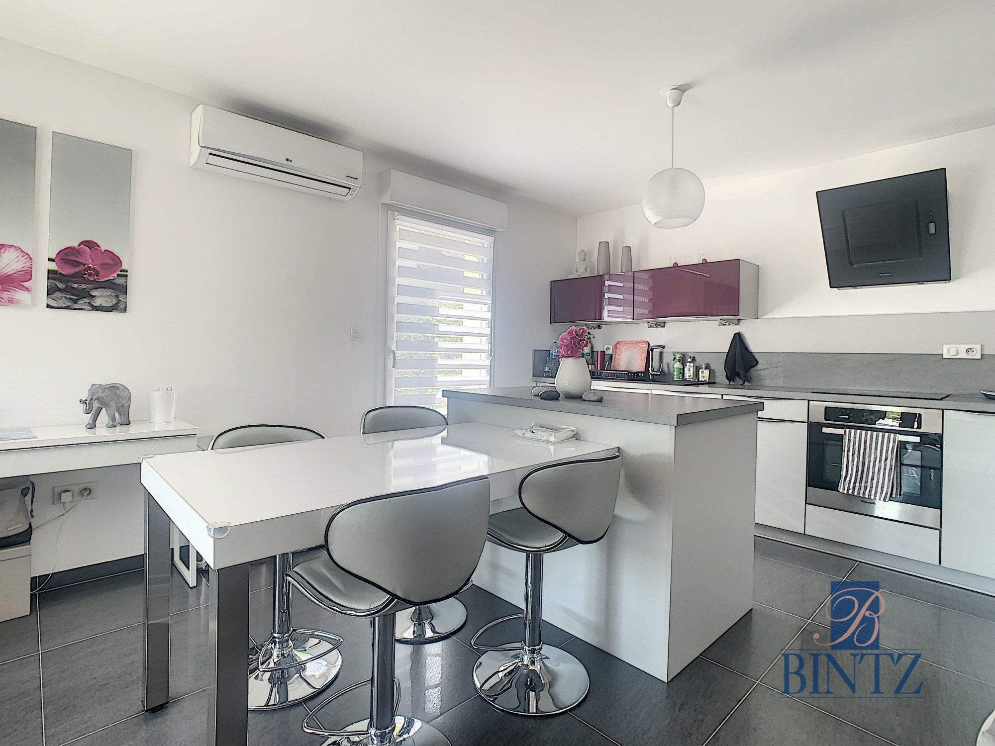 Appartement 4 pièces Duplex rez-de-jardin - Devenez propriétaire en toute confiance - Bintz Immobilier - 7