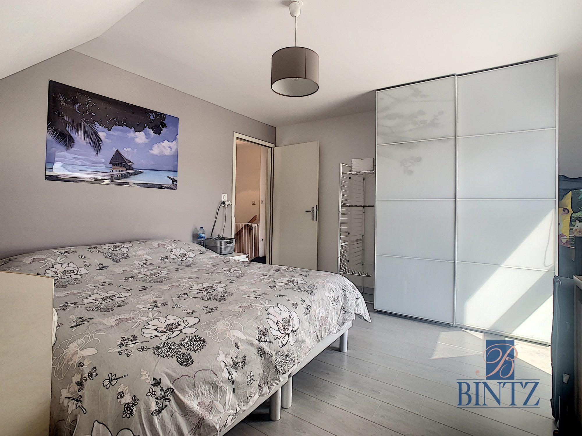 Appartement 4 pièces Duplex rez-de-jardin - Devenez propriétaire en toute confiance - Bintz Immobilier - 12