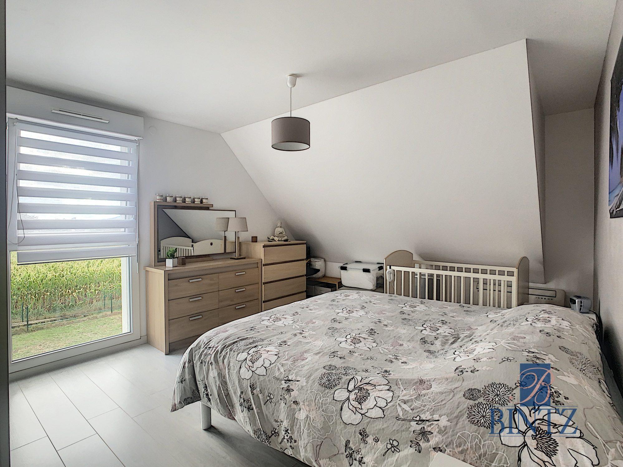 Appartement 4 pièces Duplex rez-de-jardin - Devenez propriétaire en toute confiance - Bintz Immobilier - 13