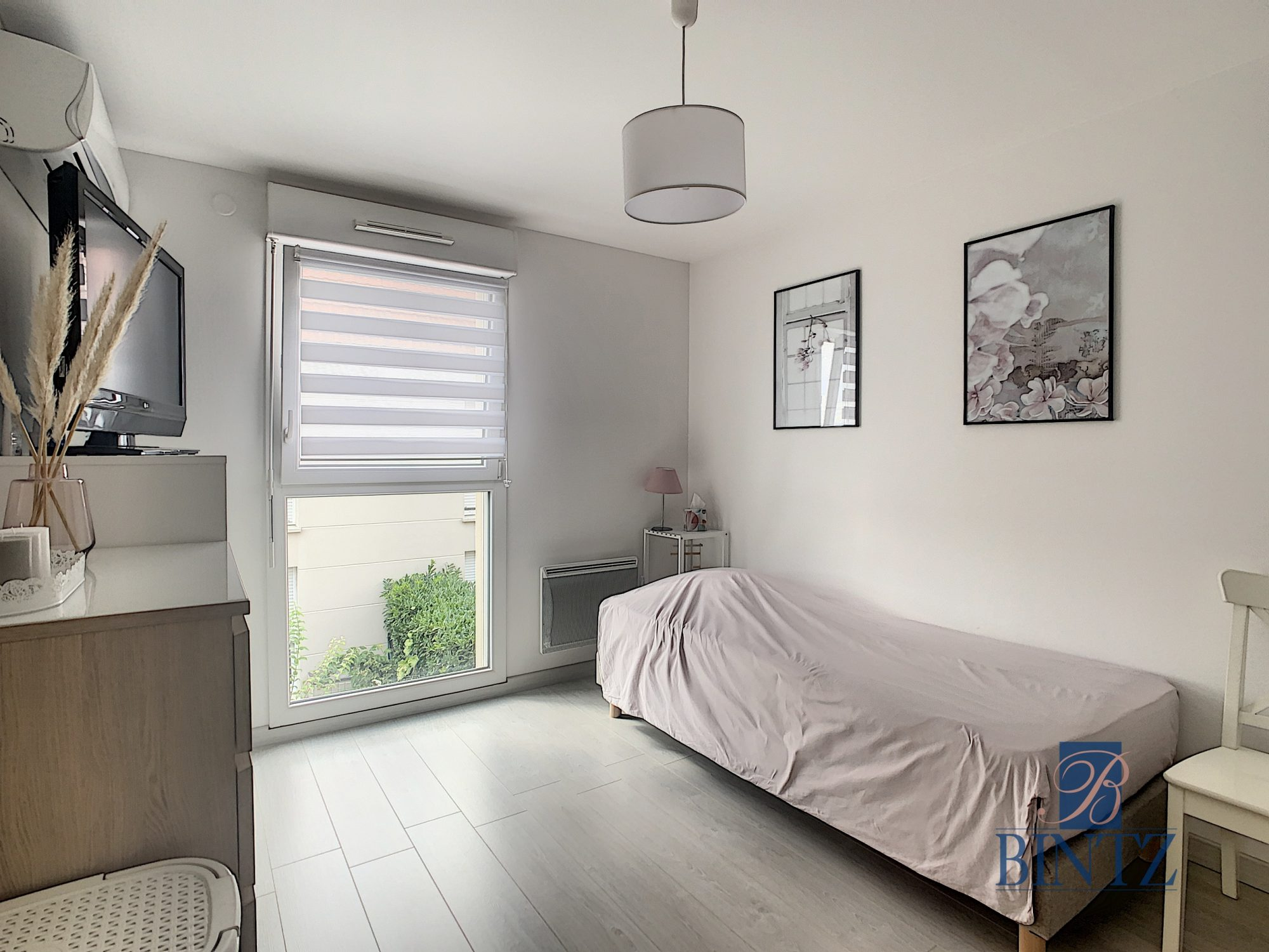 Appartement 4 pièces Duplex rez-de-jardin - Devenez propriétaire en toute confiance - Bintz Immobilier - 14