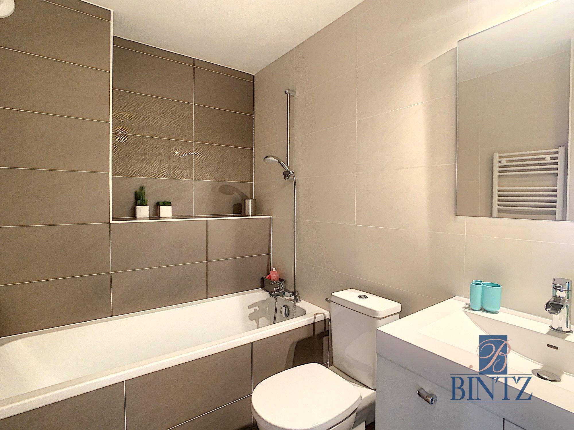 Appartement 4 pièces Duplex rez-de-jardin - Devenez propriétaire en toute confiance - Bintz Immobilier - 10