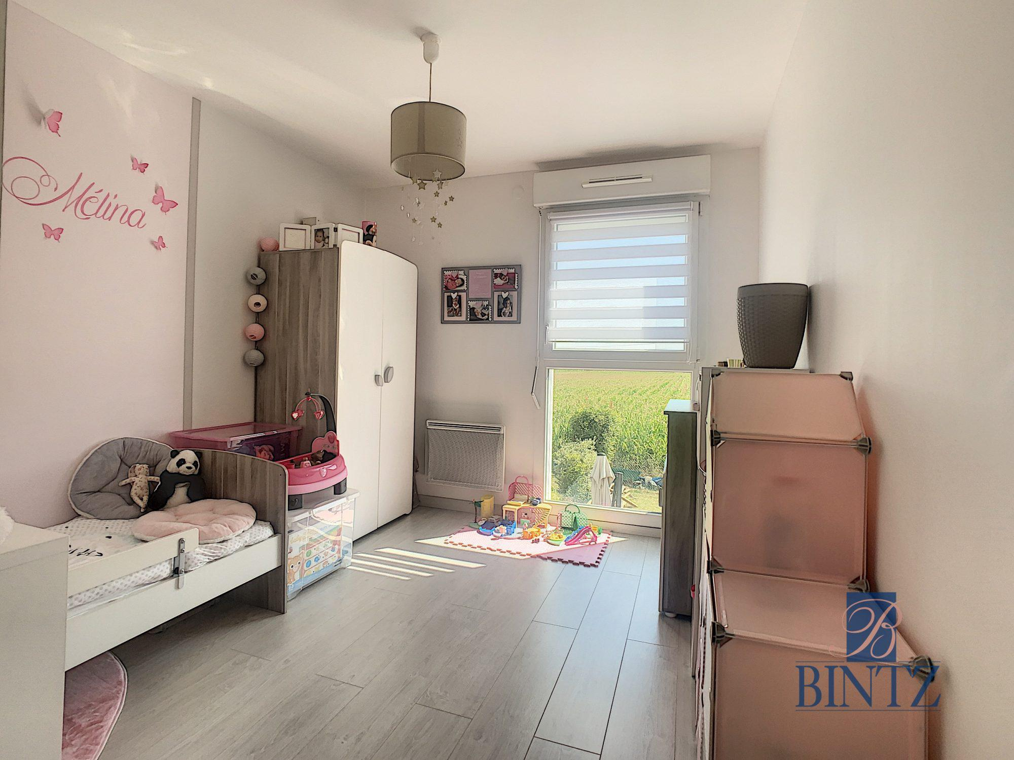 Appartement 4 pièces Duplex rez-de-jardin - Devenez propriétaire en toute confiance - Bintz Immobilier - 11