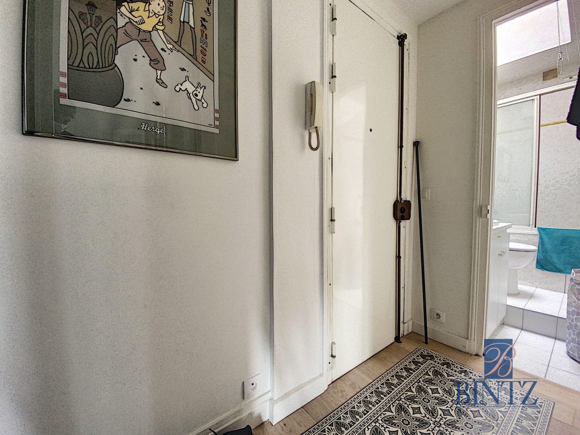 PARIS 17eme – 2 pièces rénové Boulevard Pereire - Devenez propriétaire en toute confiance - Bintz Immobilier - 10