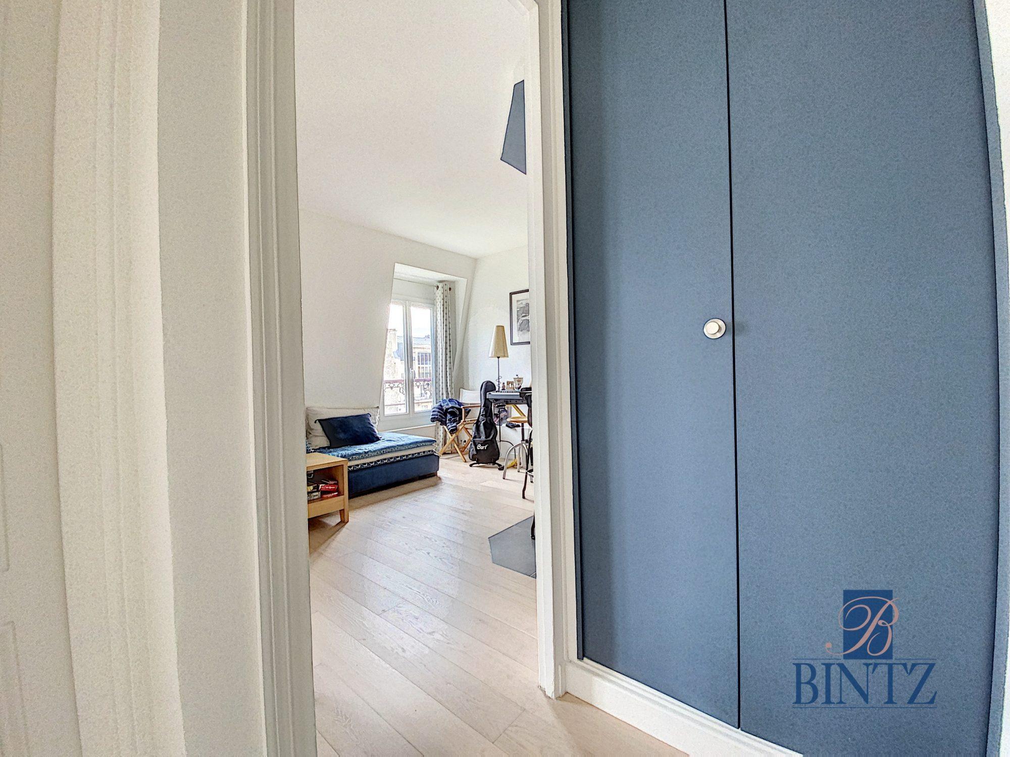 PARIS 17eme – 2 pièces rénové Boulevard Pereire - Devenez propriétaire en toute confiance - Bintz Immobilier - 9