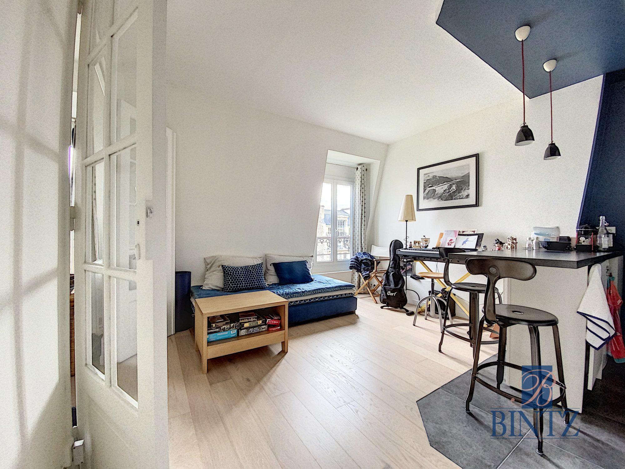 PARIS 17eme – 2 pièces rénové Boulevard Pereire - Devenez propriétaire en toute confiance - Bintz Immobilier - 4