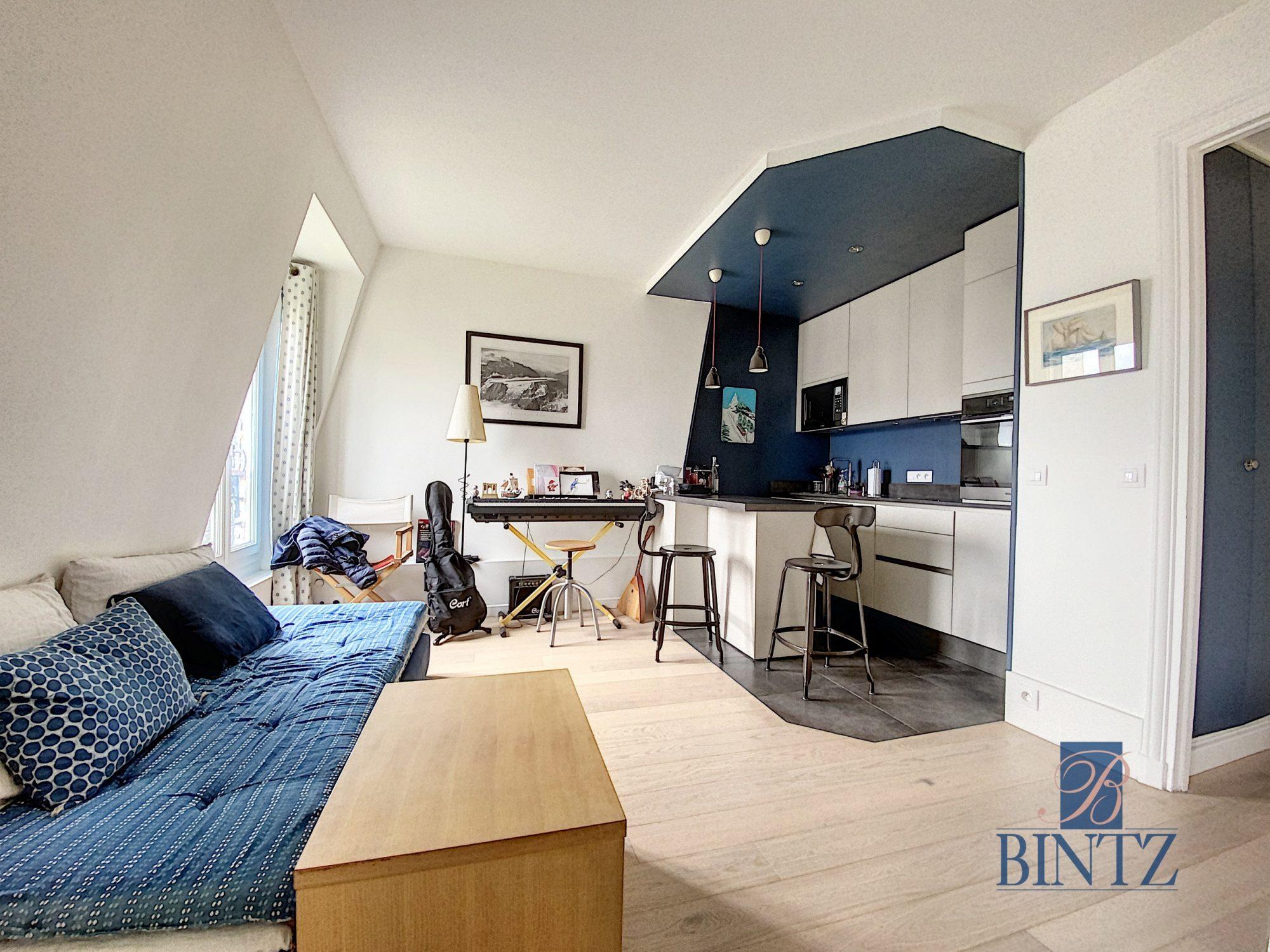 PARIS 17eme – 2 pièces rénové Boulevard Pereire - Devenez propriétaire en toute confiance - Bintz Immobilier - 2