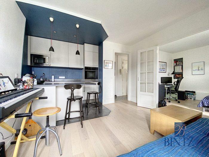 PARIS 17eme – 2 pièces rénové Boulevard Pereire - Devenez propriétaire en toute confiance - Bintz Immobilier