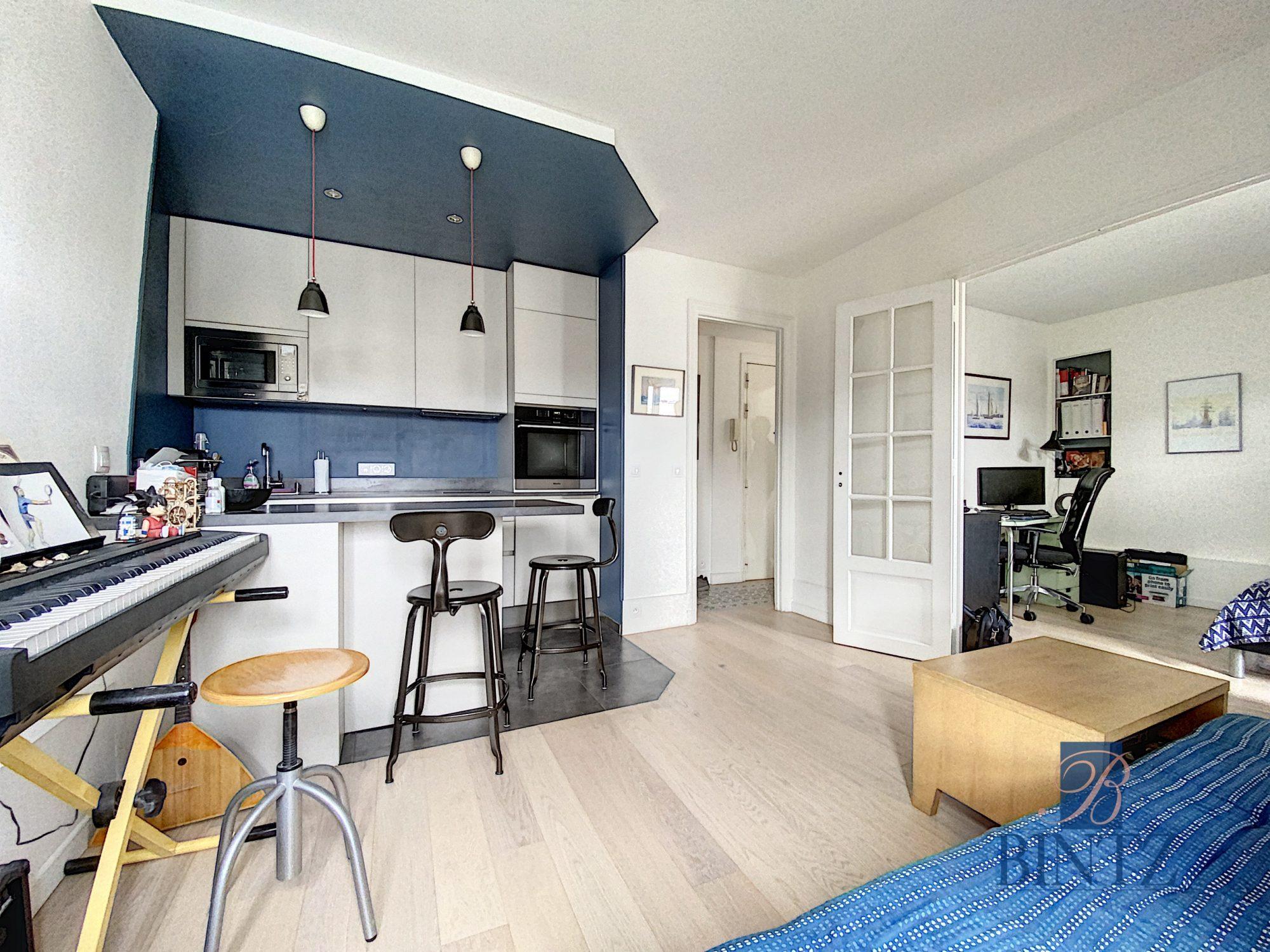 PARIS 17eme – 2 pièces rénové Boulevard Pereire - Devenez propriétaire en toute confiance - Bintz Immobilier - 1