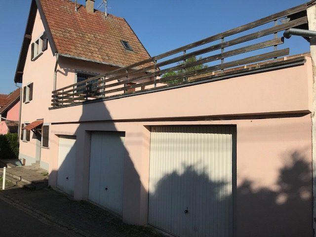 Appartement 2 pièces avec garage fermé à Vendenheim - Devenez propriétaire en toute confiance - Bintz Immobilier