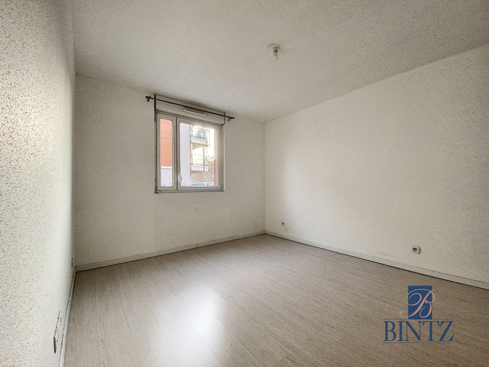 Idéal investisseur – 3 pièces rez-de-Jardin ECKBOLSHEIM - Devenez propriétaire en toute confiance - Bintz Immobilier - 7