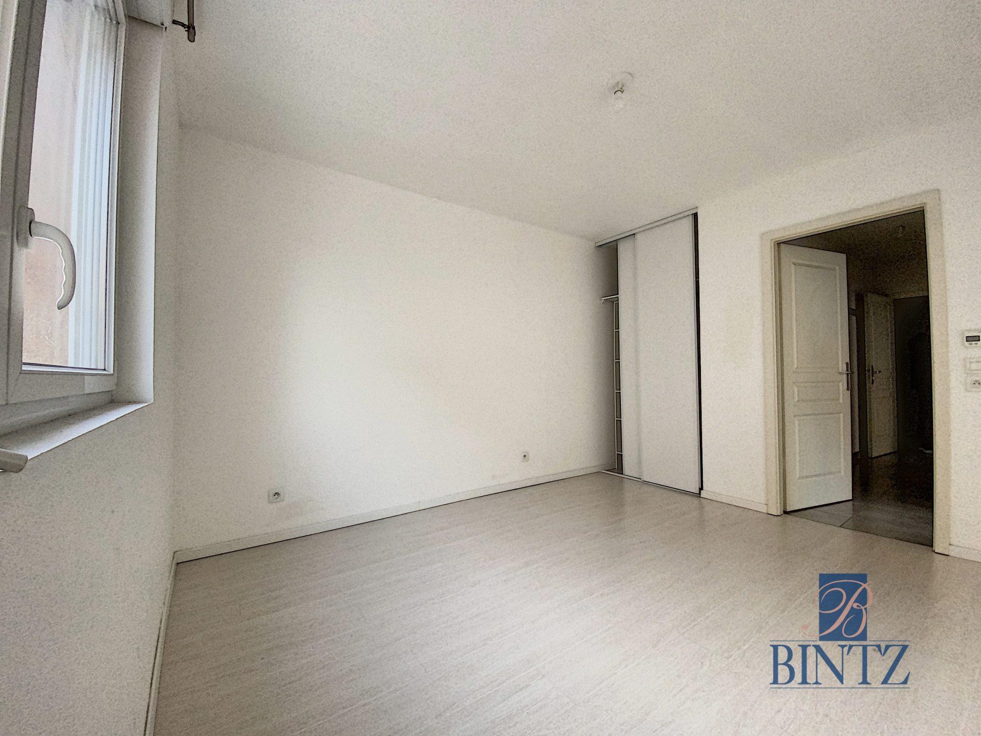 Idéal investisseur – 3 pièces rez-de-Jardin ECKBOLSHEIM - Devenez propriétaire en toute confiance - Bintz Immobilier - 8