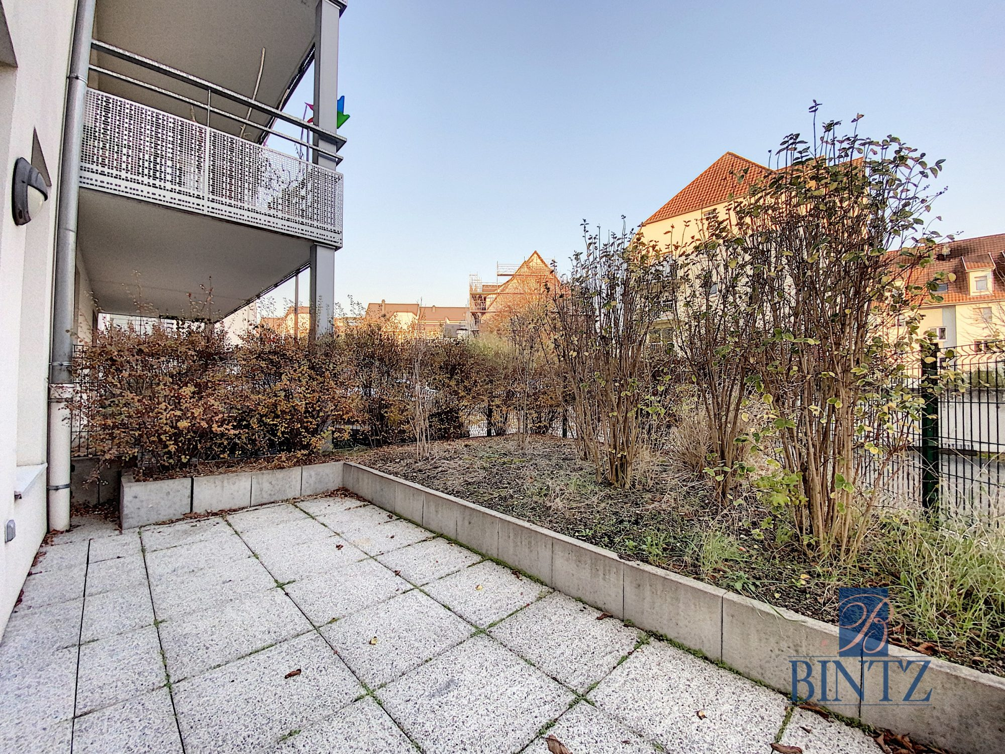 Idéal investisseur – 3 pièces rez-de-Jardin ECKBOLSHEIM - Devenez propriétaire en toute confiance - Bintz Immobilier - 4