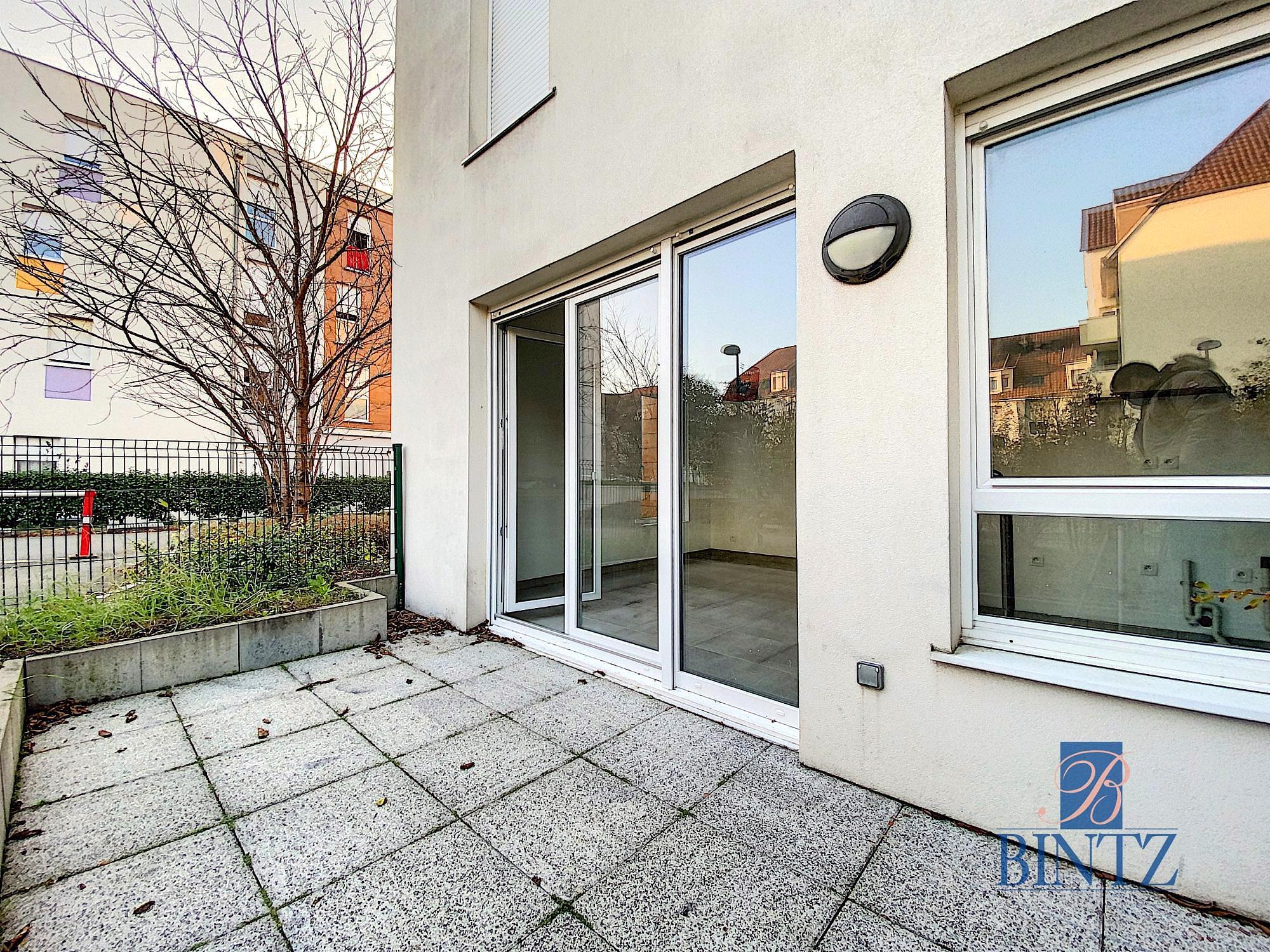 Idéal investisseur – 3 pièces rez-de-Jardin ECKBOLSHEIM - Devenez propriétaire en toute confiance - Bintz Immobilier - 10