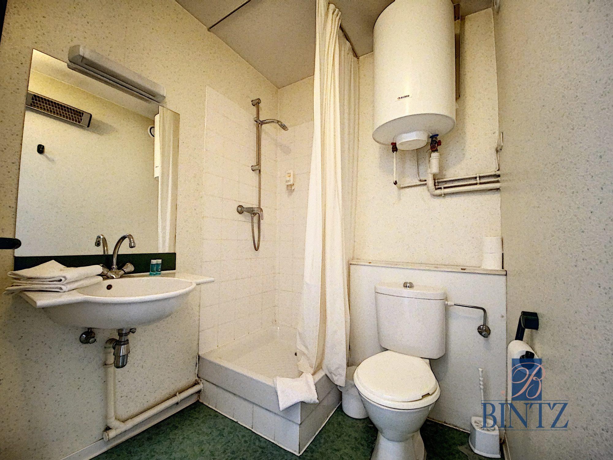 Studio en résidence hôtelière - Devenez propriétaire en toute confiance - Bintz Immobilier - 3