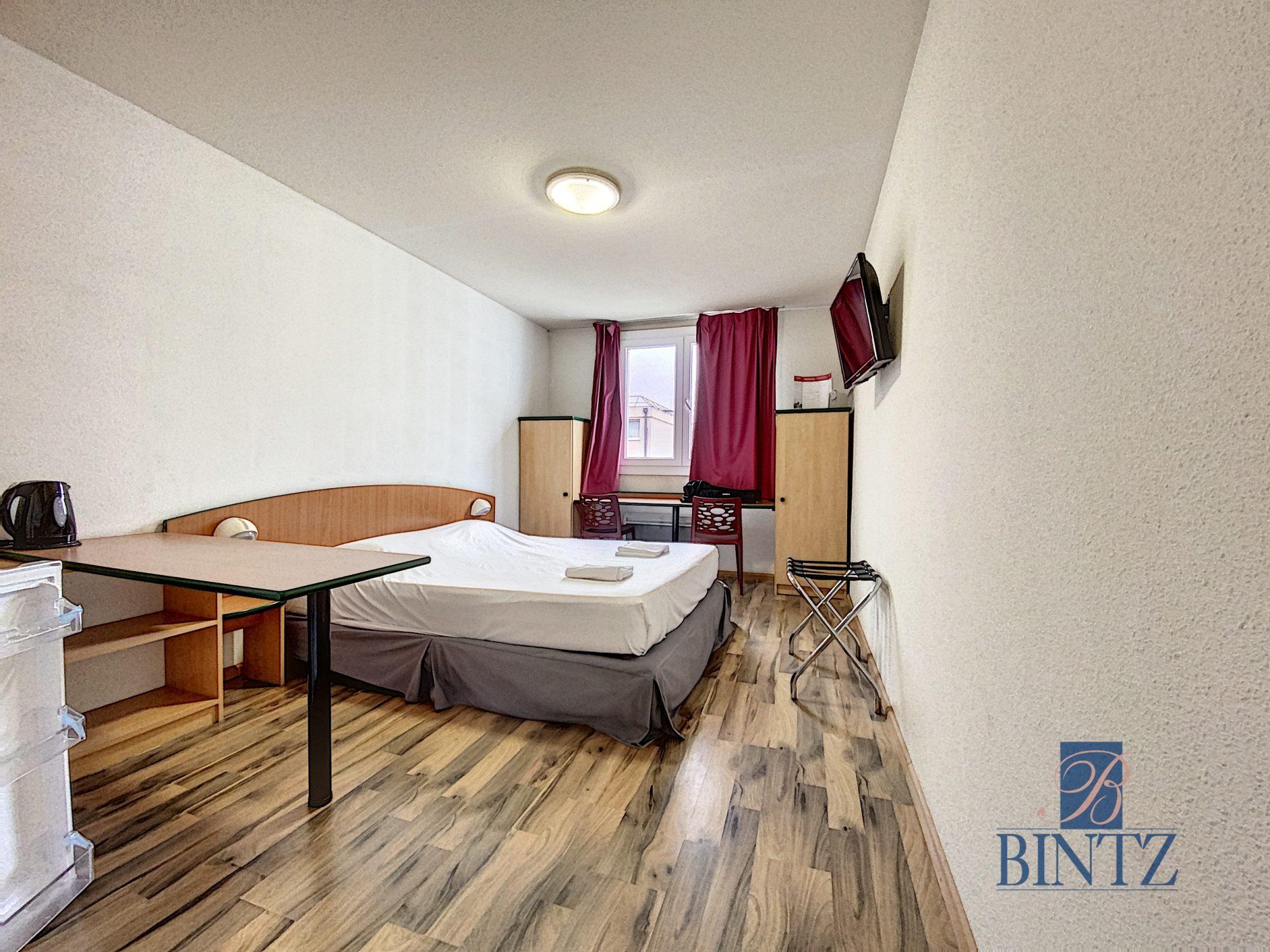 Studio en résidence hôtelière - Devenez propriétaire en toute confiance - Bintz Immobilier - 1