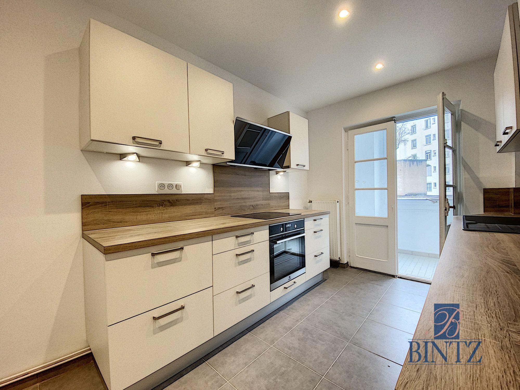 Appartement 3 pièces 69m2 dans le quartier des XV - Devenez propriétaire en toute confiance - Bintz Immobilier - 1