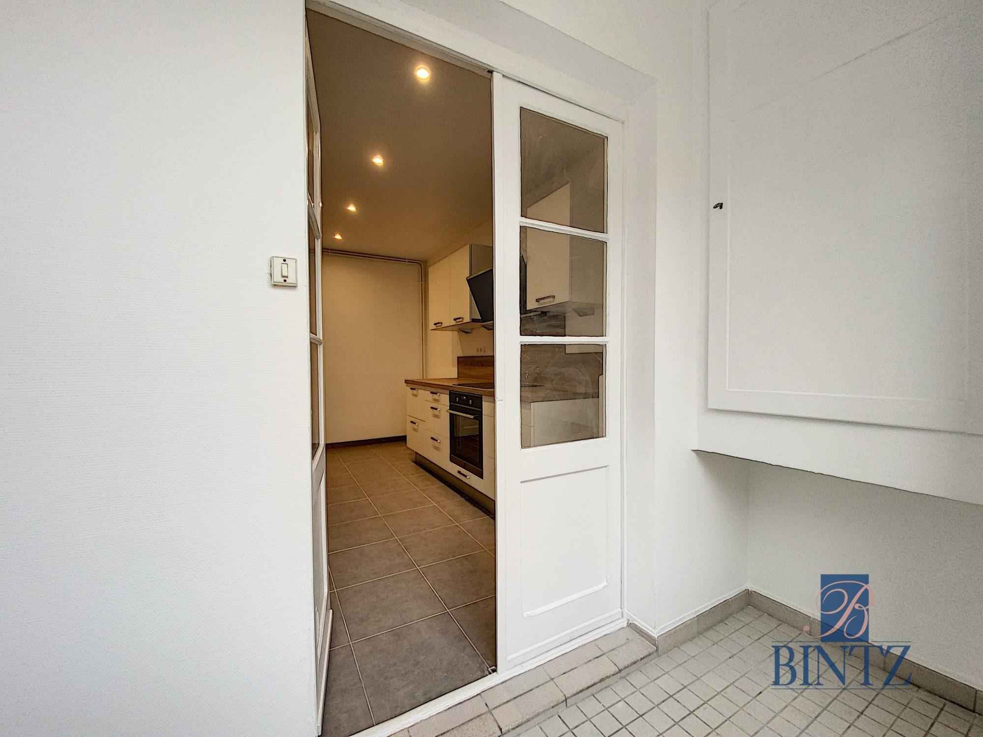 Appartement 3 pièces 69m2 dans le quartier des XV - Devenez propriétaire en toute confiance - Bintz Immobilier - 3