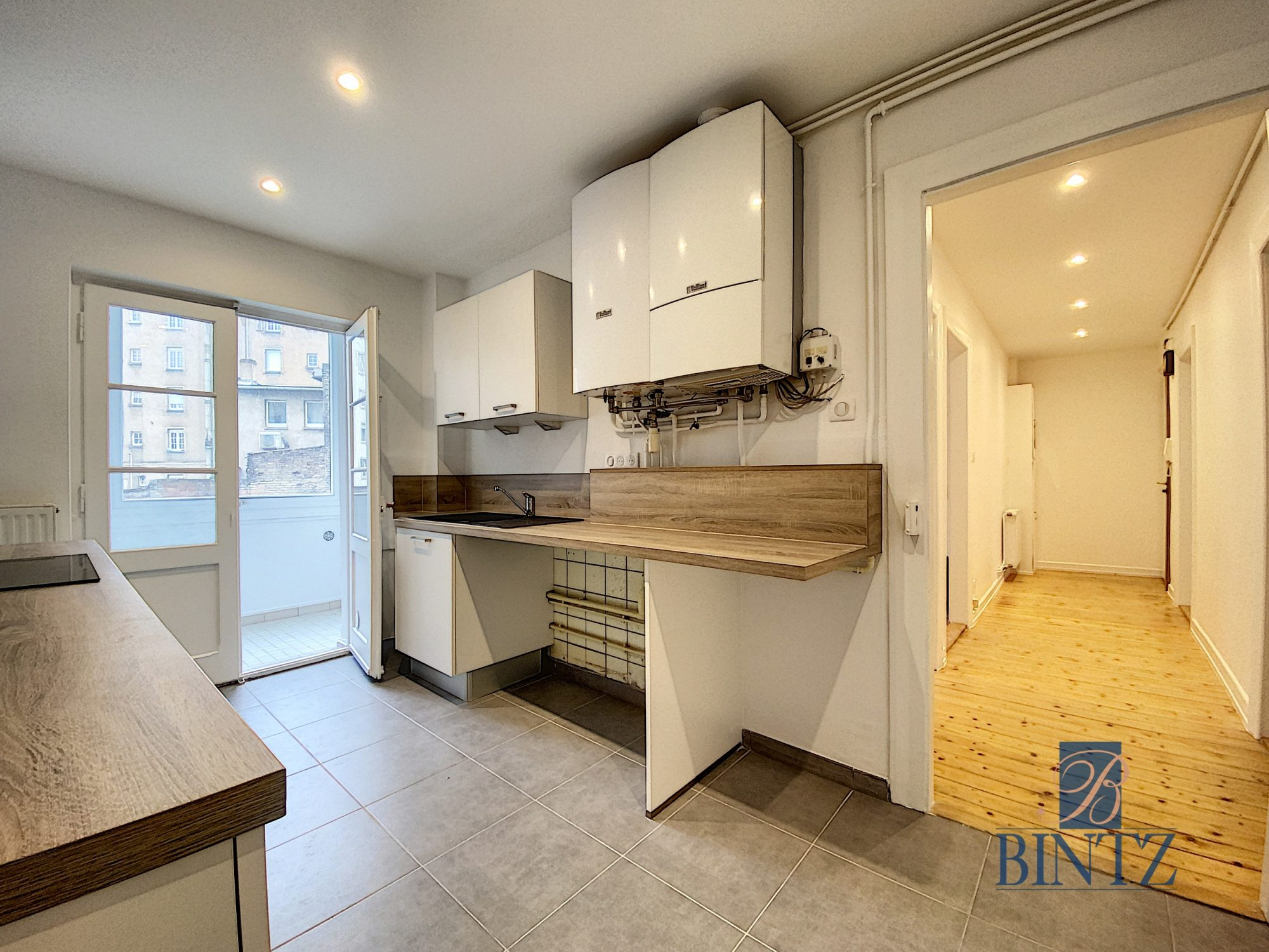 Appartement 3 pièces 69m2 dans le quartier des XV - Devenez propriétaire en toute confiance - Bintz Immobilier - 2