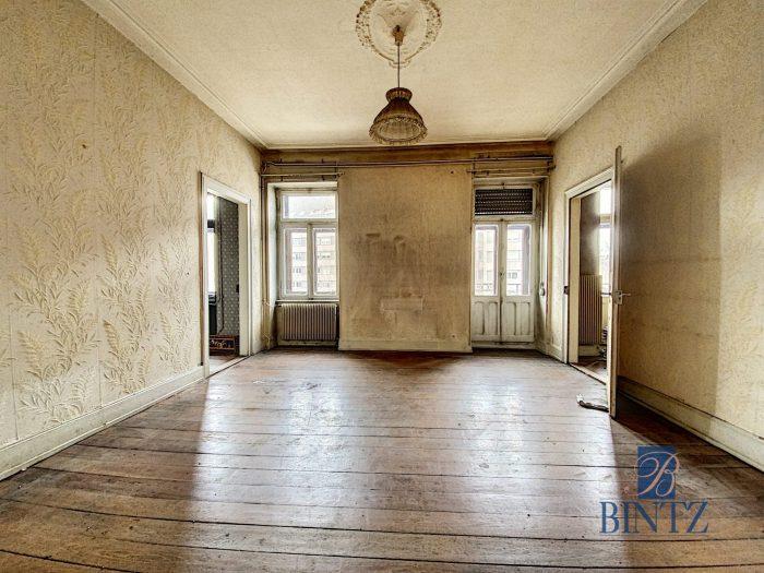 5 pièces à Rénover - Devenez propriétaire en toute confiance - Bintz Immobilier
