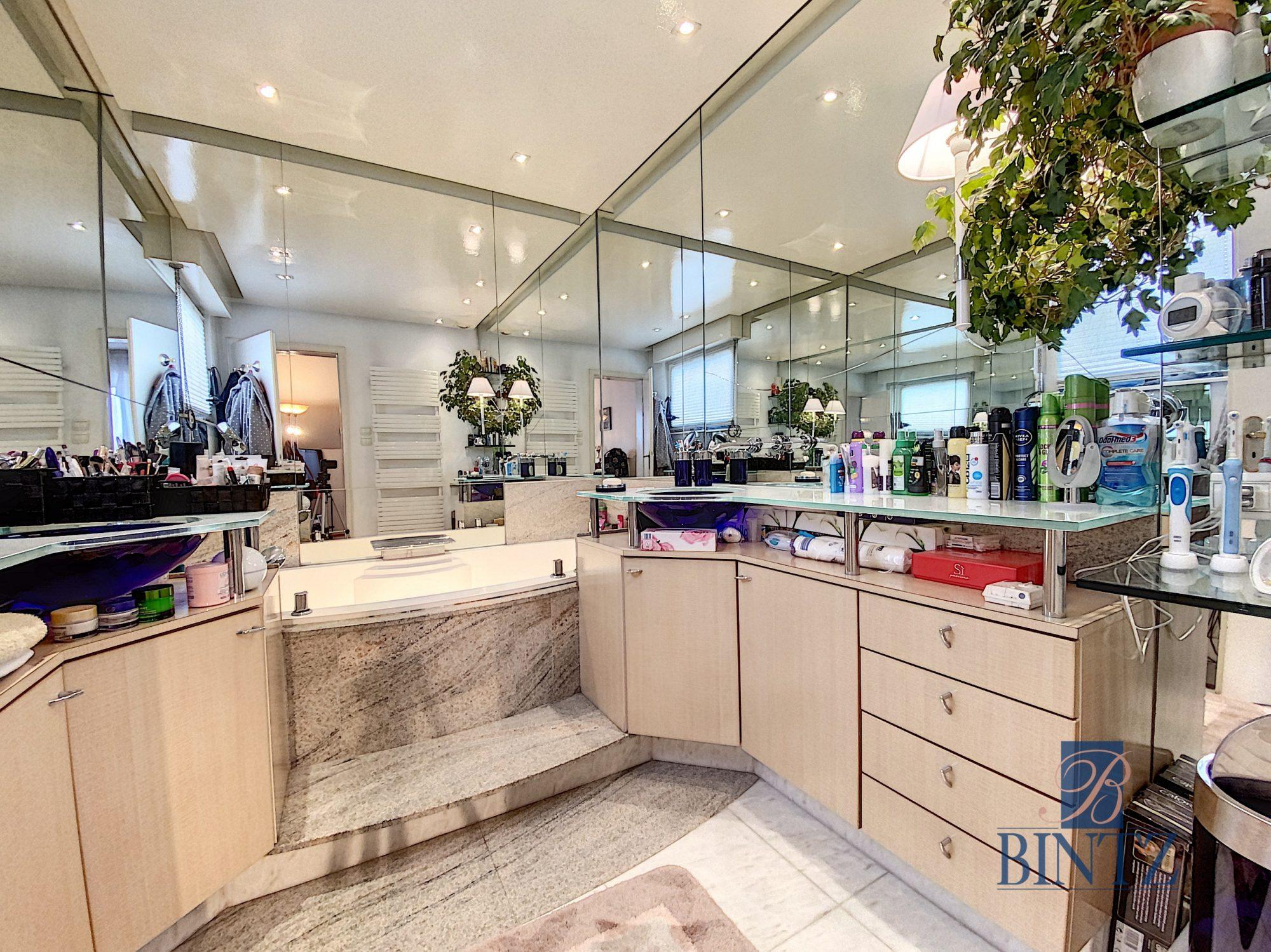 Superbe appartement 7 pièces à la Robertsau - Devenez propriétaire en toute confiance - Bintz Immobilier - 4