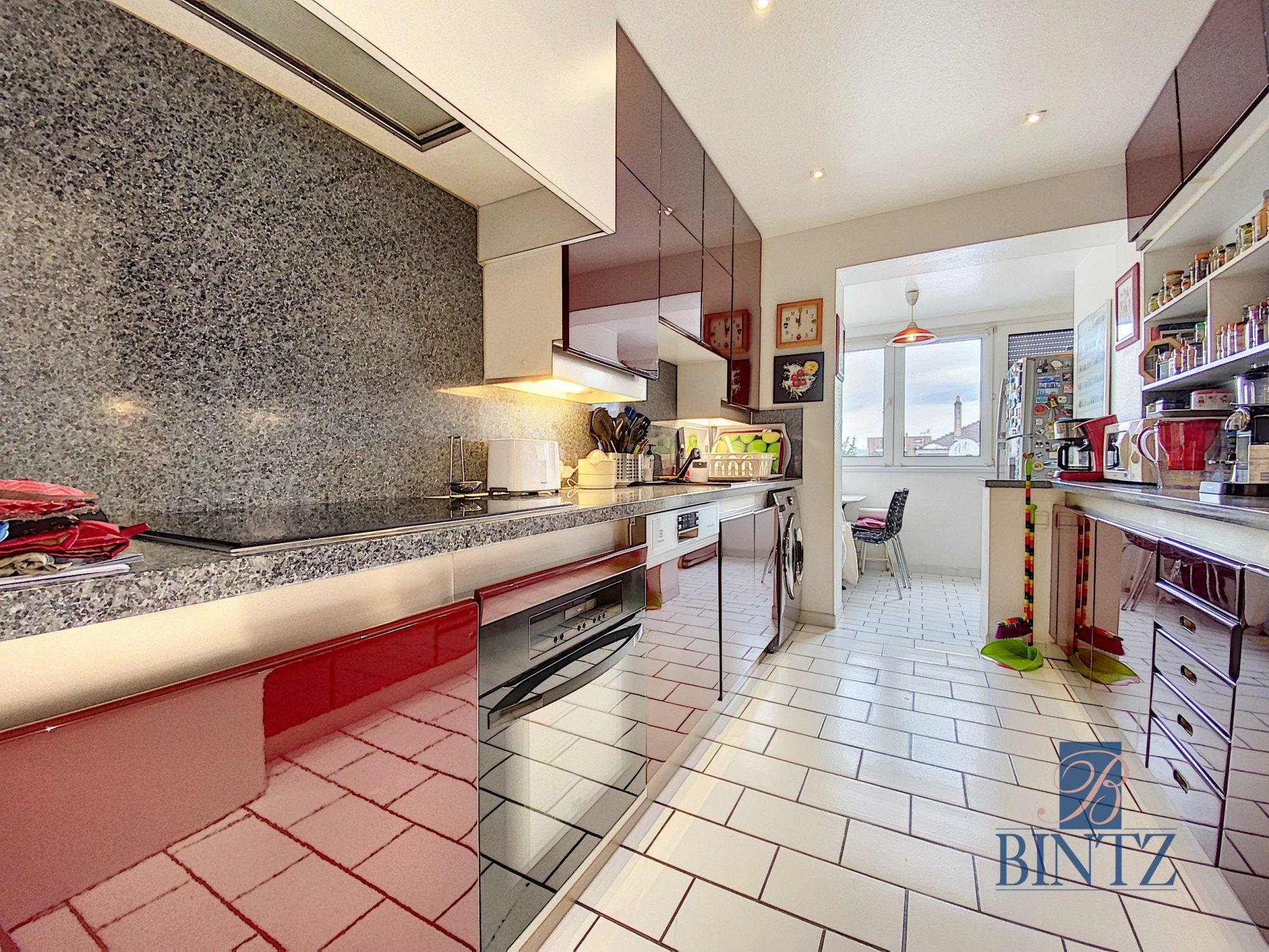 Superbe appartement 7 pièces à la Robertsau - Devenez propriétaire en toute confiance - Bintz Immobilier - 5