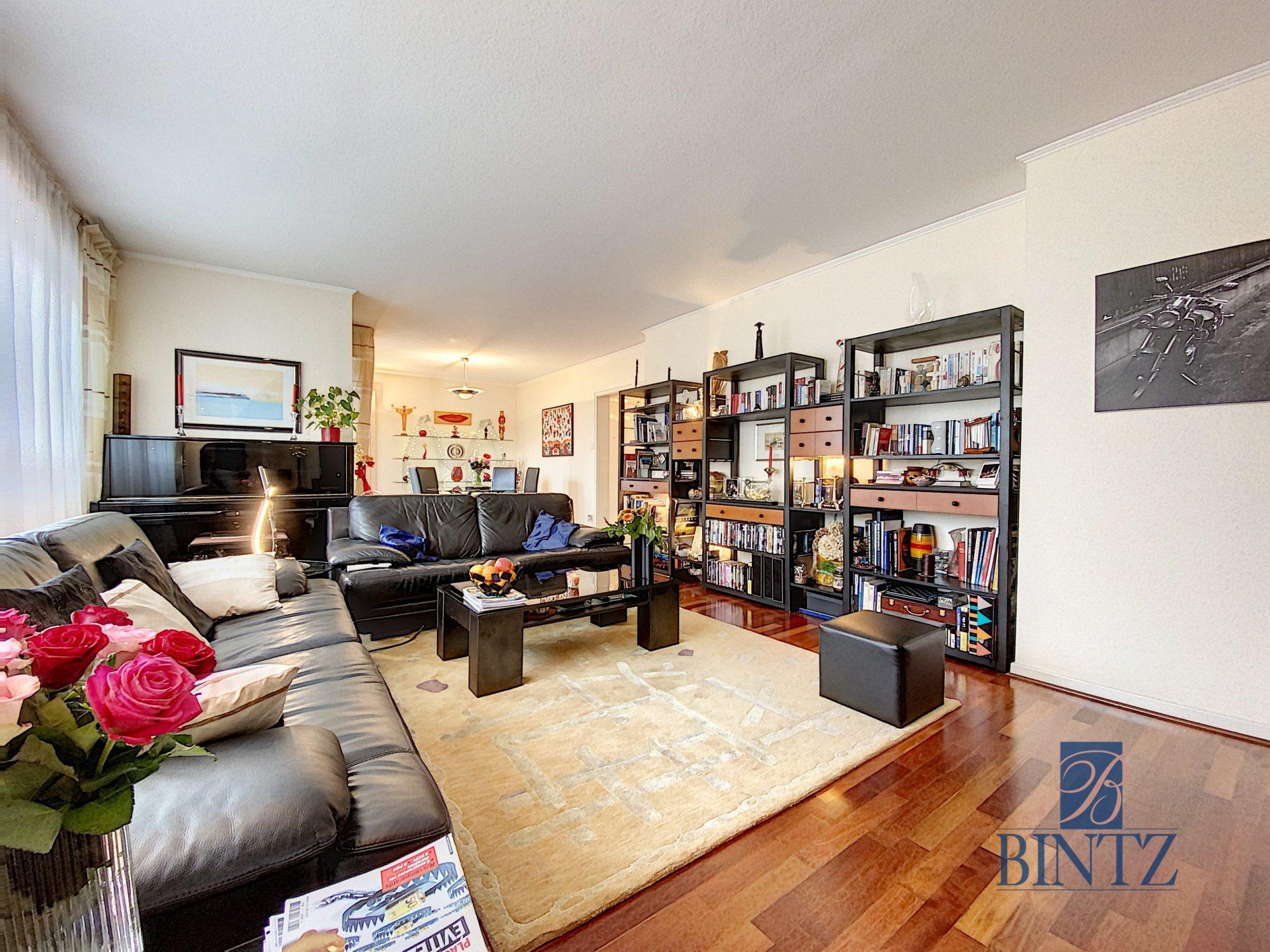 Superbe appartement 7 pièces à la Robertsau - Devenez propriétaire en toute confiance - Bintz Immobilier - 1