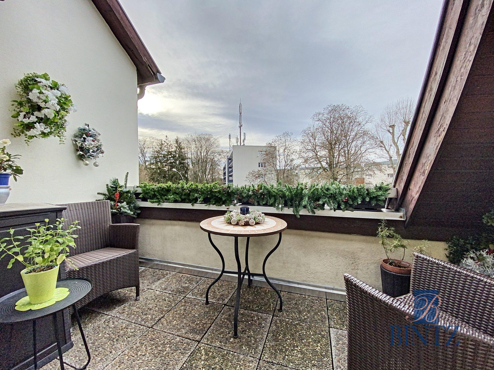 Superbe appartement 7 pièces à la Robertsau - Devenez propriétaire en toute confiance - Bintz Immobilier - 2