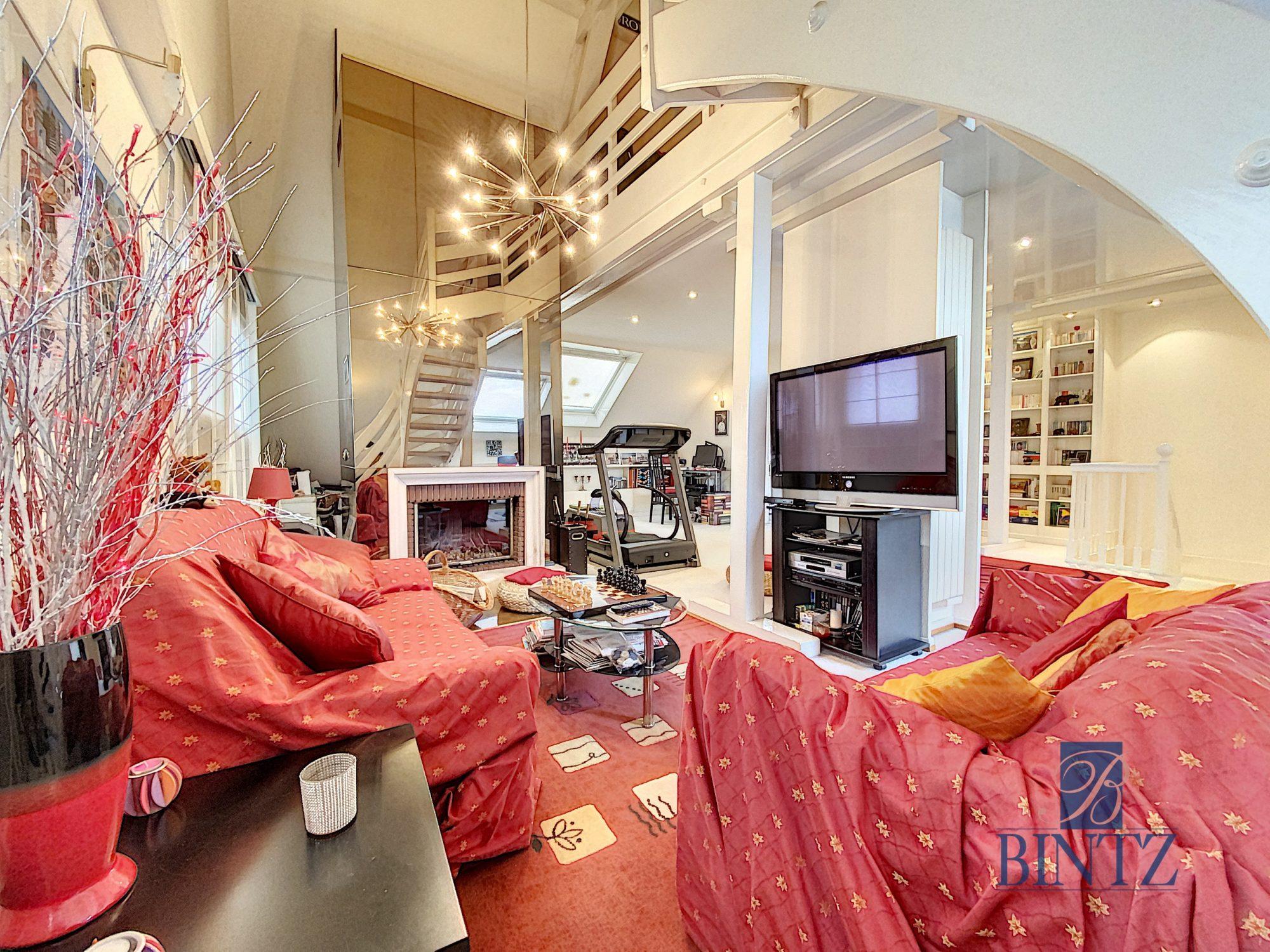 Superbe appartement 7 pièces à la Robertsau - Devenez propriétaire en toute confiance - Bintz Immobilier - 11