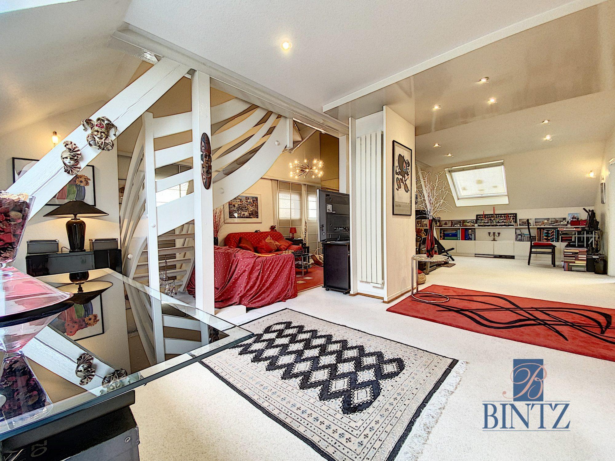 Superbe appartement 7 pièces à la Robertsau - Devenez propriétaire en toute confiance - Bintz Immobilier - 9
