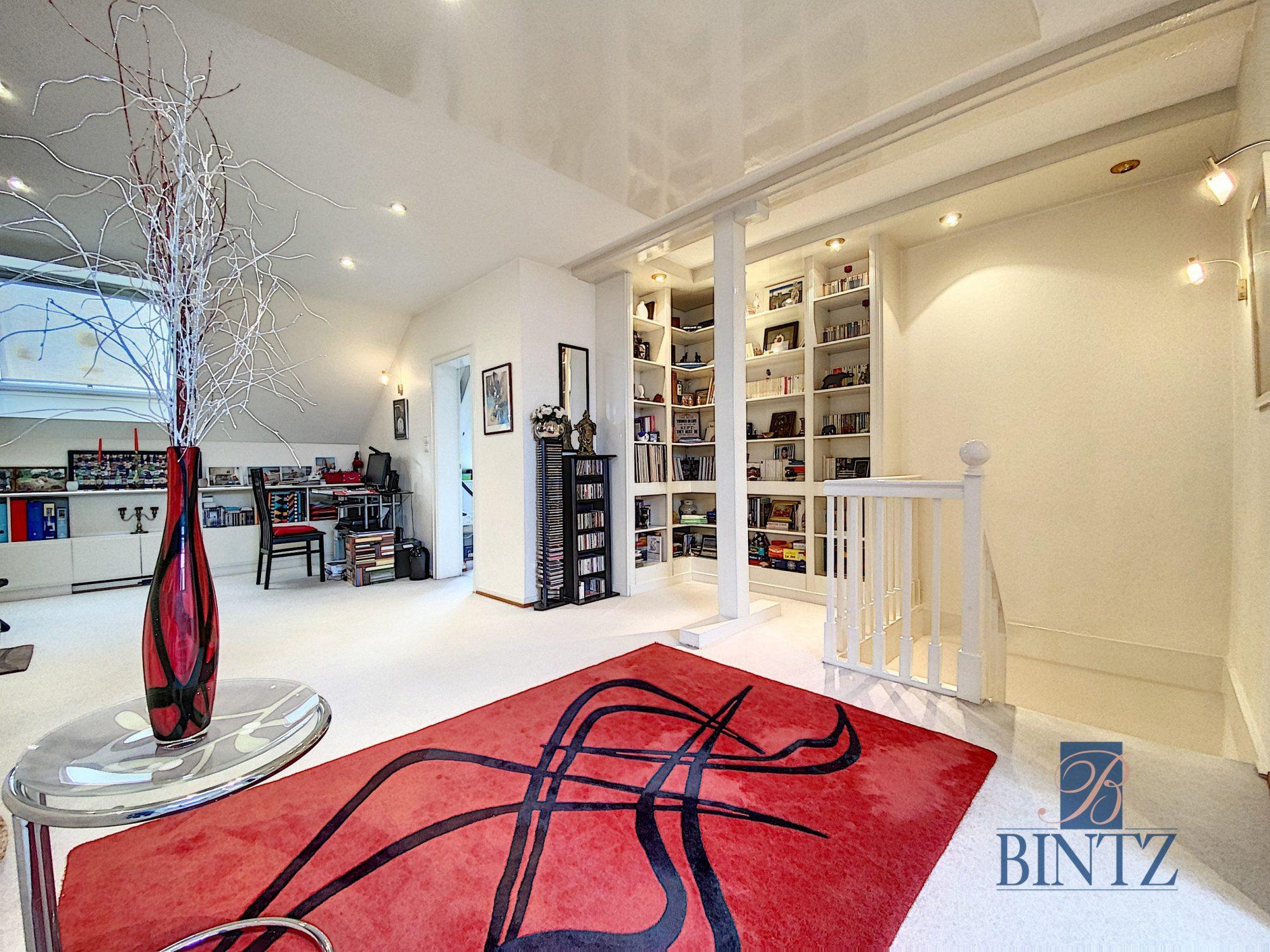 Superbe appartement 7 pièces à la Robertsau - Devenez propriétaire en toute confiance - Bintz Immobilier - 10