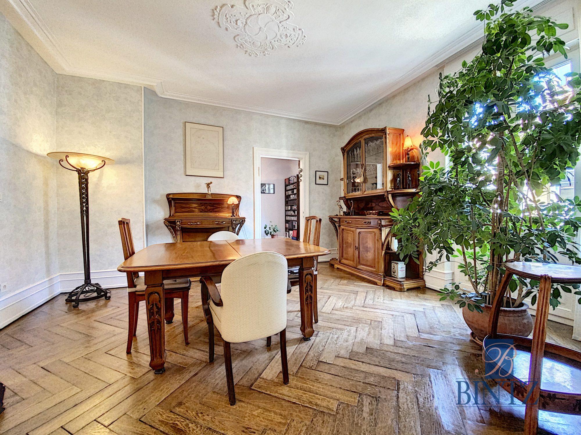 Appartement de 7 pièces – Rue Schwendi - Devenez propriétaire en toute confiance - Bintz Immobilier - 1