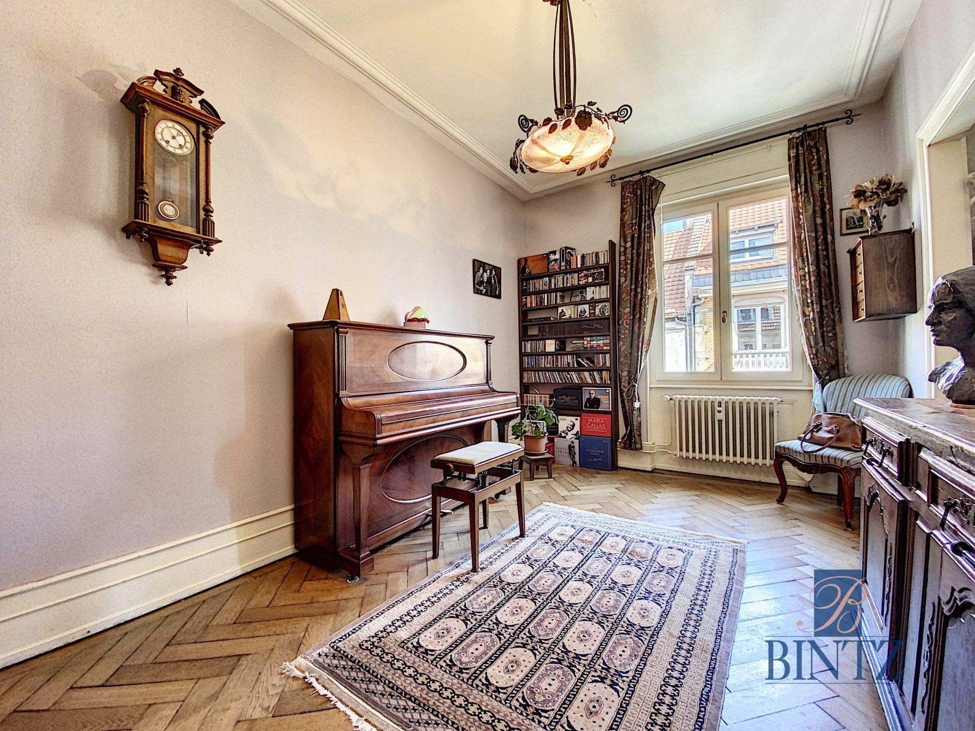 Appartement de 7 pièces – Rue Schwendi - Devenez propriétaire en toute confiance - Bintz Immobilier - 7