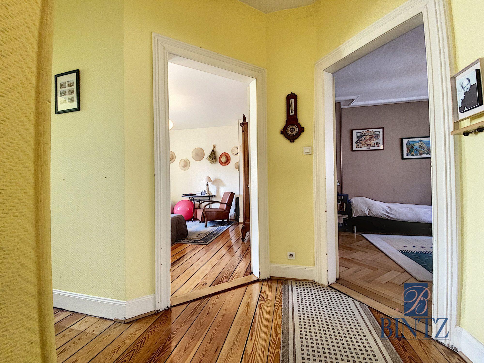 Appartement de 7 pièces – Rue Schwendi - Devenez propriétaire en toute confiance - Bintz Immobilier - 20